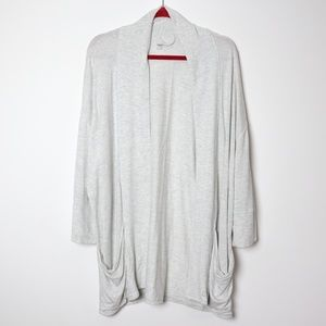 Gap Body | Oversized Jersey Knit Pocket Cardigan